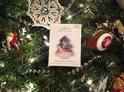 Hallmark Keepsake Ornament 2012 Cookie Cutter Christmas 1St First Mouse Sled New