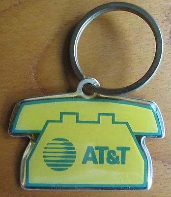 Vintage AT&T Advertising Keychain