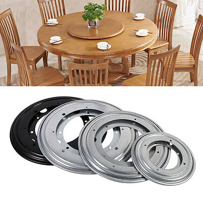 "5.5""/8""/9"" Heavy Duty Lazy Susan Bearing Table Rotating Swivel Turntable Plate J"