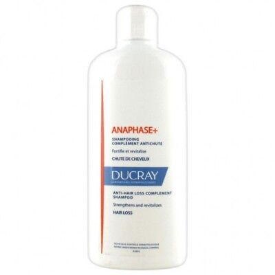 DUCRAY ANAPHASE+  SHAMPOO 400ml Anti-hair loss supplement