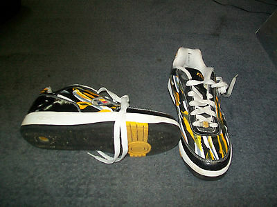 Pittsburgh Steelers  Official NFL Shoes Size US 13