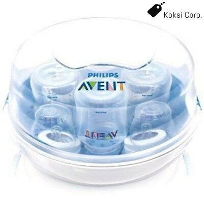 Electric Microwave Steam Sterilizer 3 in 1 Philips AVENT New