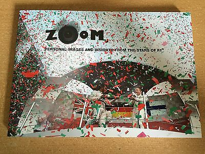 ZOOM Personal Images and Insights from the Stars of F1 BOOK 2016 Limited *TOP*