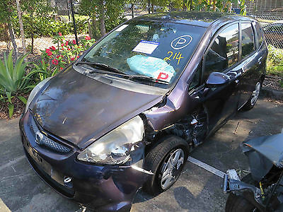 Wrecking 2007 Honda Jazz GD Manual Parts (Listing for One Wheel Nut)