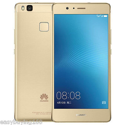 "Huawei 5.2"" 4G Smartphone EMUI 4*Cortex A53 2.0GHz Android6.0 13MP 3/16GB P9 EU"