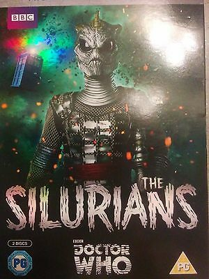Doctor Who - The Monster Collection - Silurians (DVD, 2013, 2-Disc Set)