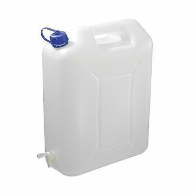 BPA FREE ✔ 10L 20L Ltr Litre Water Liquid Storage Container Carrier ✔ Food Grade
