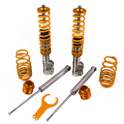 Coilover Suspension Kit Lowering Kit for Volkswagen Lupo 1.6 GTi 99-