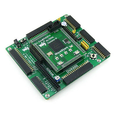 ALTERA Development Core Board With Full IO Expanders EP4CE10F17C8N Cyclone IV