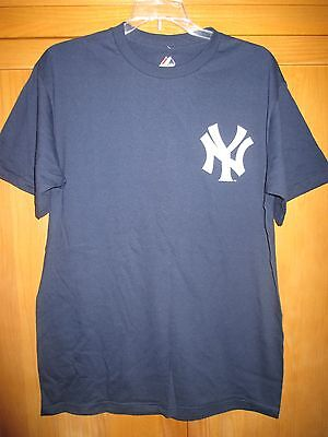 New York Yankees Majestic T-Shirt Jersey Lot of 8 - Youth Size XL - NWT