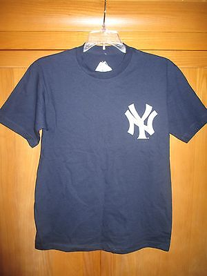 New York Yankees Majestic T-Shirt Jersey Lot of 20 - Youth Size M - NWT