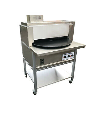 """Commercial Automatic Rotary Tandoor Oven/ Roti Naan Machine 30"""" Disk"""