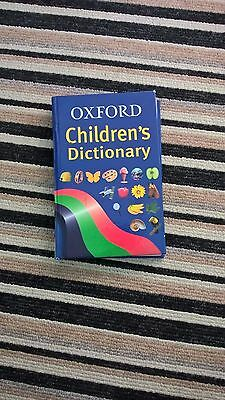 Oxford childrens Dictionary