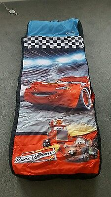 Disney Cars inflatable bed