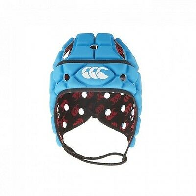 Canterbury Ventilator Headguard Rugby Butane Blue/Black