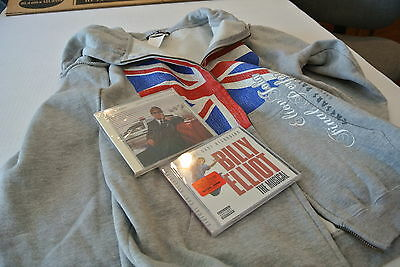 Elton John LOT:  2 new CD's and Hoodie from Caesars Palace