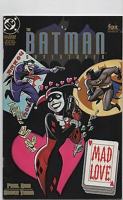 The Batman Adventures Mad Love - Key Issue!
