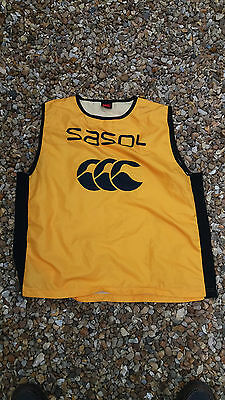 South African Rugby Players Training Vest 2007 Xl