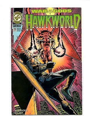 Hawkworld #15 (Sep 1991, DC)