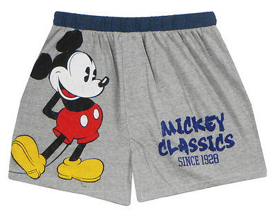 Disney Men's Classic Mickey Boxers