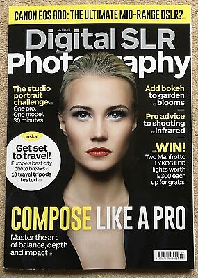 DIGITAL SLR PHOTOGRAPHY - JULY 2016 - ISSUE No.116