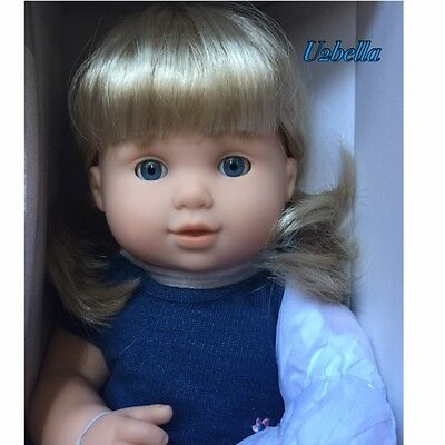 American Girl Bitty Twin Blonde GIRL Blue Eyes single,Outfit Book New DOLL