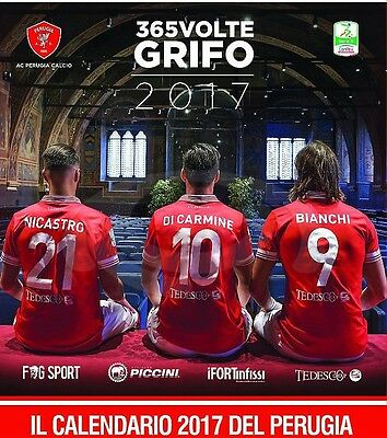 Calendario Perugia Calcio 2017