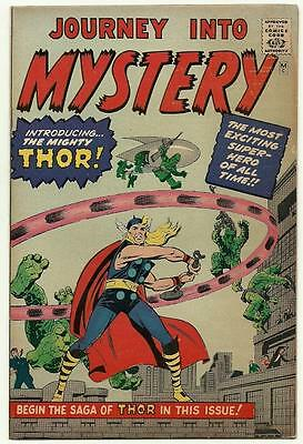 Journey Into Mystery # 83 [1st Thor] 1966