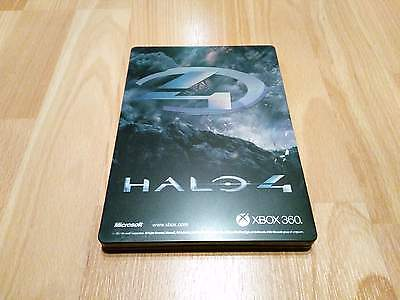Halo 4 - GAME Exclusive Steelbook Case Only (No Game Included)