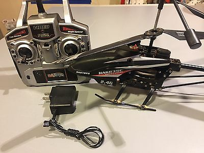 Haktoys HAK635C Camera Helicopter-Battery Will Not Charge