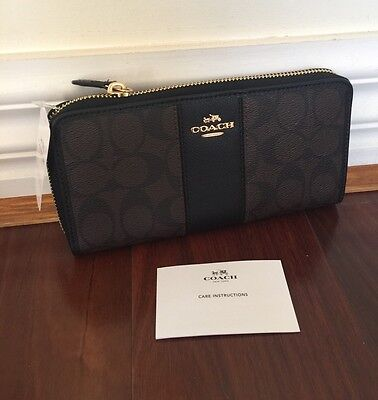 Brand New With Tags 100% Authentic Coach Wallet Rrp $470