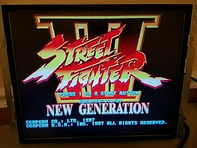 Capcom System 3 Cps3 Street Fighter 3 New Generatio Arcade Game Pcb Jamma Board
