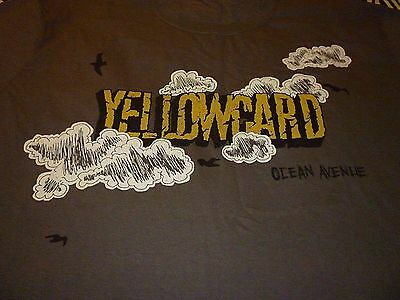 Yellowcard Shirt ( Used Size XL ) Very Nice Condition!!!