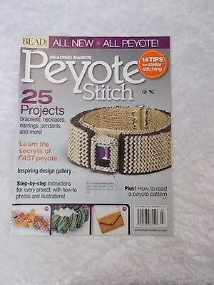 Beading Basics Peyote Stitch from  Bead and Button  (CB15)