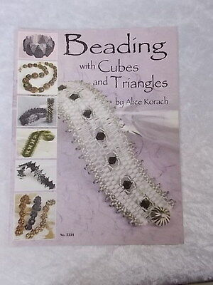 Beading with Cubes & Triangles by Alice Korach (CB19)