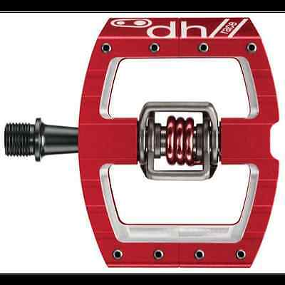 2015 CRANK BROTHERS Mallet DH Pedals Red