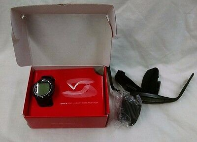 Sigma Onyx Pro Heart Rate Monitor BRAND NEW BLACK