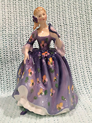 Royal Doulton Figurine NICOLA 1977  HN2839 Made in England  RETIRED Mint!