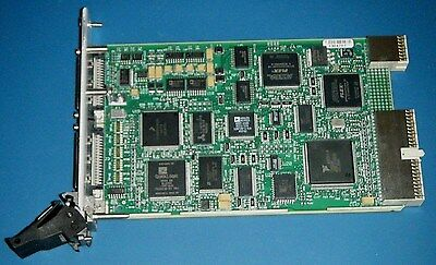 NI PXI-7344 4-Axis Stepper/Servo Motion Controller Module, National Instruments