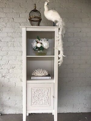French Style Vintage Cupboard Cabinet