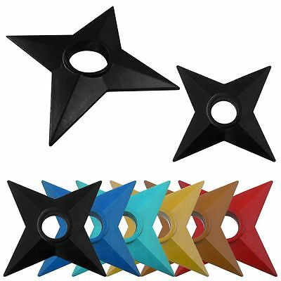 Naruto Cosplay Ninja Shuriken Plastic Duadrangle Ninja Darts Props Toys Gifts