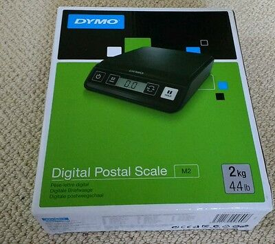 Dymo M2 Digital Postal Scale Brand New RECORDED DELIVERY