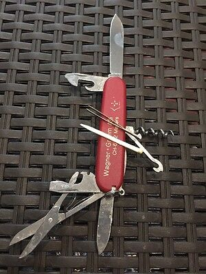 Swiss Army Knife / Veritable Victorinox / Couteau Suisse Climber