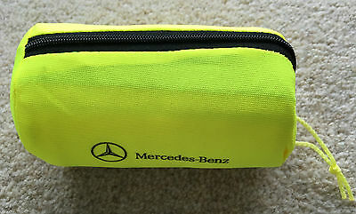 Mercedes Genuine Safety Warning Compact Vest In Bag P/n A0005833500 New!!!