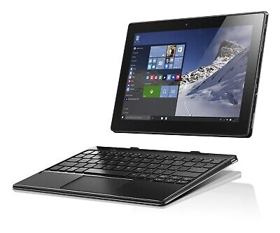 "Lenovo IdeaPad Miix 310 schwarz/silber 64GB LTE Windwos Tablet 10,1"" Display"