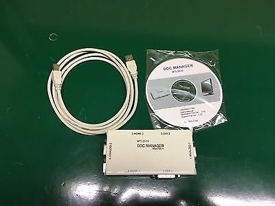 DDC Manager MTI-2510 for writing EDID data and upgrade MCU Monitor Samsung
