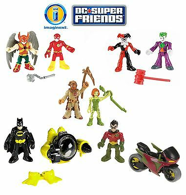 Fisher Price Imaginext DC Super Friends - Various