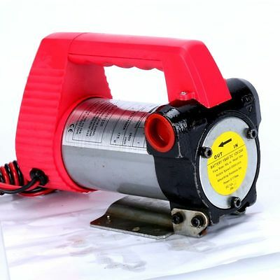 12v 175W 11gpm Diesel Biodiesel Kerosene Pumpcast Fuel Oil Transfer Pump -AM