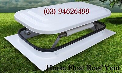 Horse Float Roof Vents