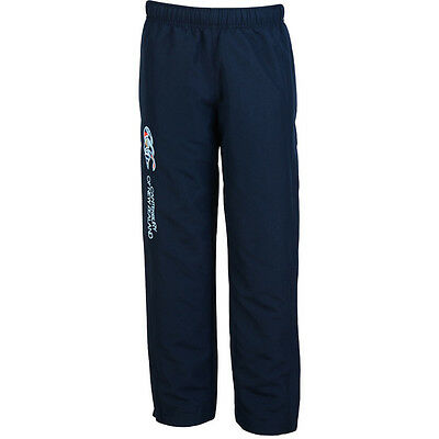 Canterbury Boys Uglies Open Hem Stadium Tracksuit Pants / Bottoms